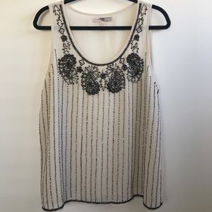 Forever 21 sequined tank top